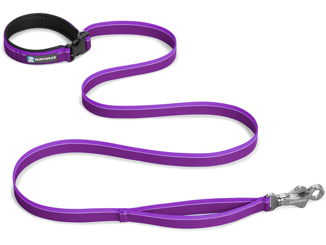 Ruffwear Flat Out Leash purple dusk